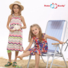 custom hand made breathable cotton baby girl dress baby girl summer baby dress designs