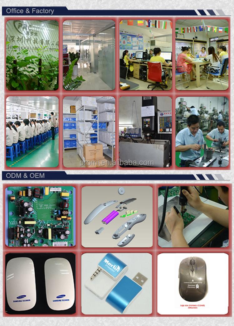 Cool Design 2.4g Wireless Mouse Computer Accessories Shenzhen Supplier