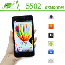 5.5 inch quad core HD 1280*720 MTK6582M 1G+8G 2.0/13.0 camera yxtel mobile phone