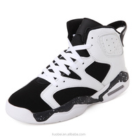 new design high quality TPR sole PU upper material shoes manufactuer men sport shoes basketball shoes