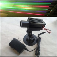 100mW red laser module with power adapter and bracket, big beams plug and use