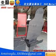 XAX42TAR OEM ODM customized ar500 gong shooting AR400 tactical steel target