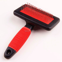 2015 Plastic, Stainless Pin ,Dogs, Grooming , OEM, Pet Comb