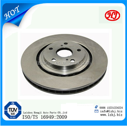 Brake disc used for Highlander Lexus RX350 RX450H43512-48110
