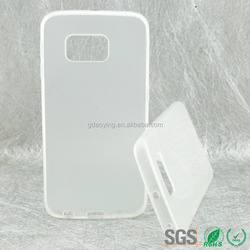 Pudding Gel Soft Cell Phone Case Cover for Samsung Galaxy S6 G920F