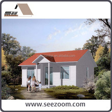 Hot Selling Low Cost Light Steel Modular House