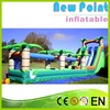New Point for sale inflatable water slide clearance,big kahuna inflatable water slide