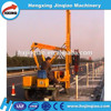 Excellent Highway constructions tools guardrail pile driver