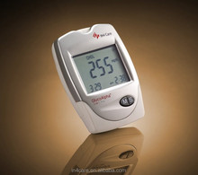 Multi-function Large LCD Blood Glucose Cholesterol and Hemoglobin Test Meter
