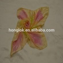 sabor elegante designer love lenço de seda china wholesale