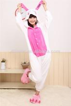 venta al por mayor encantadora populares baratos niñas pijama polar