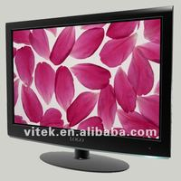 New slim 23.6'' HD LCD TV with HDMI