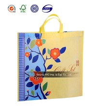 Foldable customized high quality pp nonwoven bag hs code