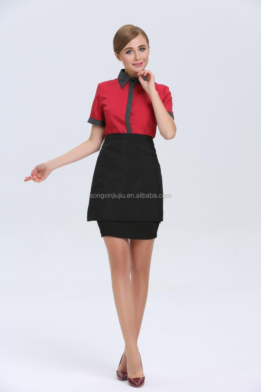 New Stytle Chinese Waitress Uniform,Waiter And Waitress Uniform ...