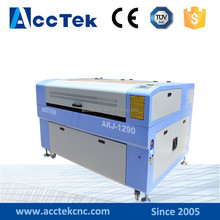 AKJ1290 Hobby laser cutting machine private design cheap high precision laser engravings