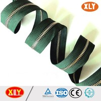 zip fastener metal zip wholesale zips