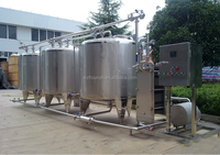 High Quality Stainless Steel Automatic CIP Cleaning Plant For Tomato Processing Project