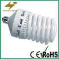 Espiral cheia e27 lâmpada led de iluminação para a lâmpada de alta potência e de alta qualidade