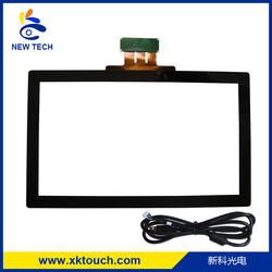 High resolution up to 10 points touch low cost touch panel for LCD TV