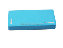 Shenzhen factory oem power bank portable power bank charger for promotion