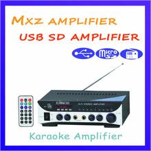 Oem portable car mini sound system pa amplifier