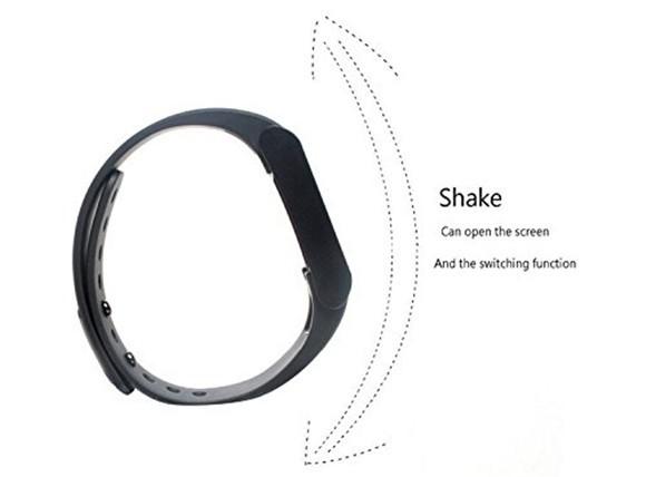 fitness armbanduhr netto