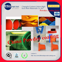 High quality RoHS standard electrostatic Spray Epoxy/Polyester Powder Coating wholesellers
