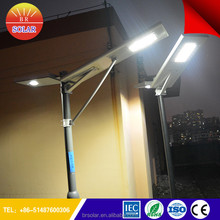 China Factory price motion sensor led street light price all in one