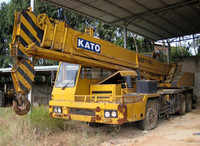 Kato truck crane 20 ton, original NK200H with perfect performance