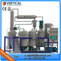 VTS-PP Wast Engine Oil Used Oil Black Motor Oil Recycling System