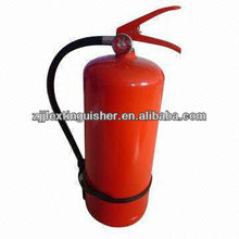 Portable 6kg ABC40% dry chemical powder fire extinguisher
