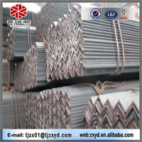 2015 Hot Selling ! angle iron specifications galvanized unequal steel angle