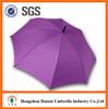 Purple Fabric Screen Print Advertising Golf Umbrellas Product
