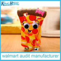 Lovely animal shap phone case,silicone mobile phone case