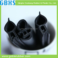 GBXS Co-extruded EPDM windscreen Rubber seal strip