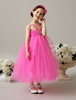 Girls dresses 2015 new arrival tutu dress for girls long baby tutu party dress baby vest dress lace girl wedding party dress