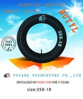 3.50-10 butyl tube motorcycle inner tube tyre