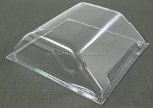 Reliable and High quality heat resistant pet plate for vacuum formation use
