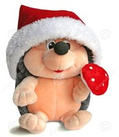 custom 20cm toys plush christmas tree for christmas
