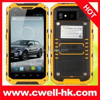 ALPS A9 rugged smartphone Waterproof shockproof and dustproof alps mobile phone