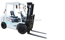 Used 3 ton japan tcm FD30 forklift with isuzu c240 engine