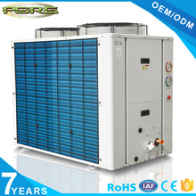 High Quality top discharge Box Type Copeland Scroll Compressor Condensing Unit