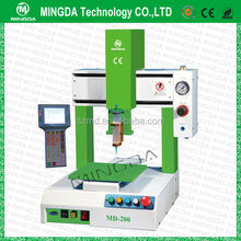 Desktop MD-400 3 axis glue dispenser/ automatic glue dispenser for LED production line