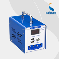 Mini portable 7AH DC solar power system for home use (S1207H)