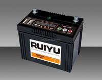 80D26R 12v70ah JIS Standard automotive car battery for starting made in China