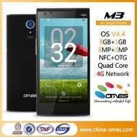 Original Dropship mobile phone MTK6582 Quad Core 1.3GHz Dual SIM Card 4G FDD LTE Mobile Phone