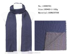 fashion woman cotton scarf and shawl wholesale yiwu china