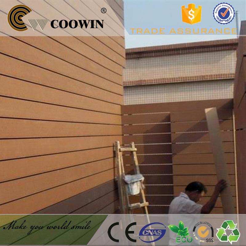 bois plastique composite l ger ext rieur bardage rev tement de sol id de produit 60313238161. Black Bedroom Furniture Sets. Home Design Ideas