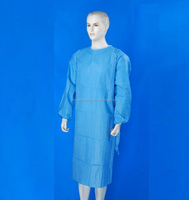 Latex free Isolation gown with your private label