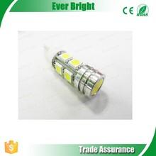 T10 194 168 W5W 5050 8 SMD + 1W LED Lights, Car Led Signal light Led License Plate Lamps
